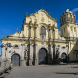 Iglesia de San Francisco in Popayán.