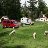 Der Camping Quintalala in Cusco