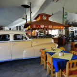 Uriges Lokal, das Canyon Roadhouse