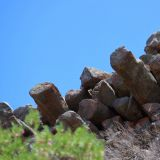 Organ Pipes – Felsformationen im Gawler Ranges Nationalpark