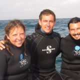 Matt war unser Dive Instructor