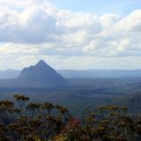 Glasshouse Mountains im Bundesstaat Queensland