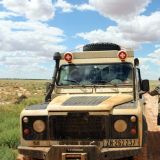 On the Road again: Offroad-Pfad nach Innamincka